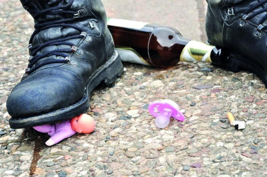 Alkol ve Kadına Şiddet Bağlamında: Sahtekârlar!