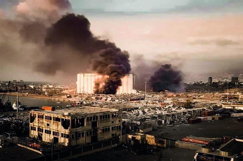 Beyrut Limanı Patlaması Vesilesiyle: Lübnan Hizbullahı Mı, Hizbullah Lübnanı Mı?
