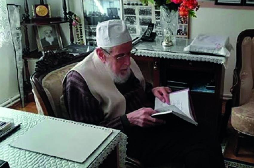 Kur'an Okuyan Bülbül: Hafız Abdullah Nazırlı Biyografisi (1920-2021)