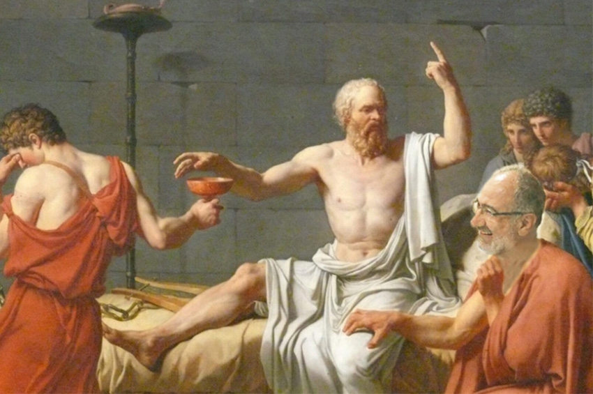 Sokrat'ın Tası, İslamoğlu'nun Forsu