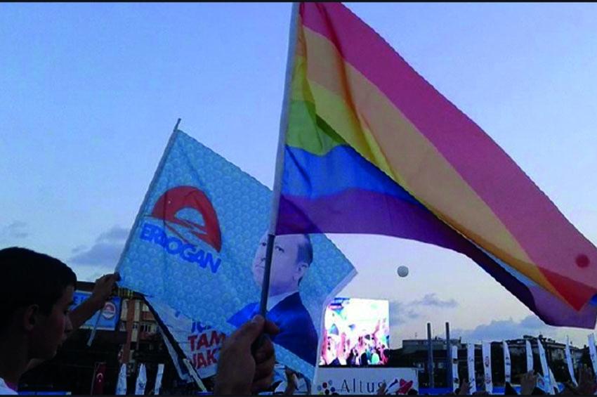 Ak Parti'nin, LGBT ve Toplumsal Cinsiyet Samimiyetsizliği