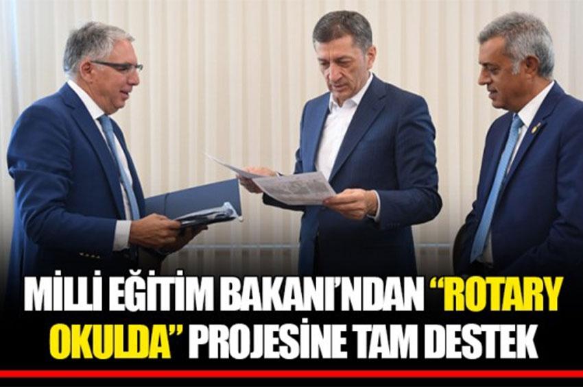 Millî Rotary Bakanlığı