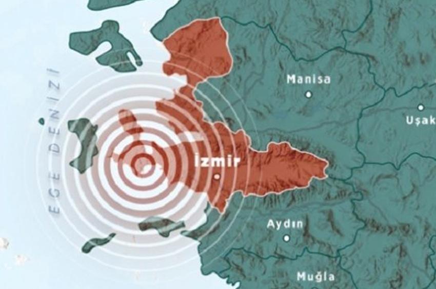 İzmir Depremi Vesilesiyle...