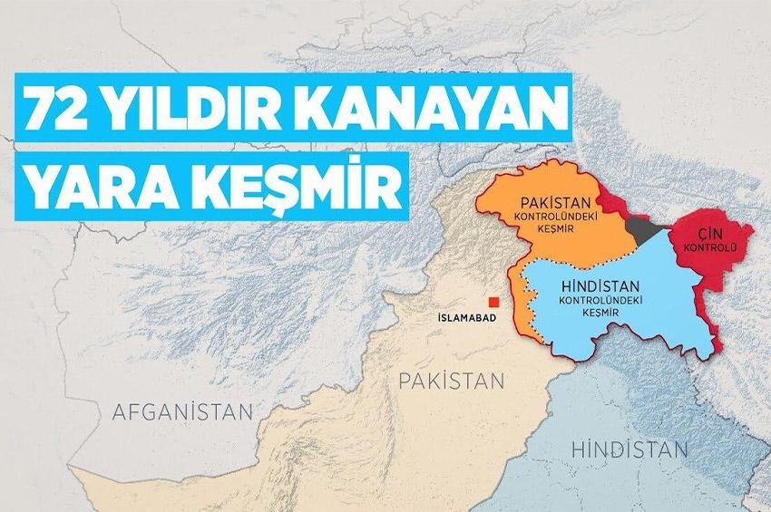 Pakistan ve Keşmir'i Anlama Kılavuzu