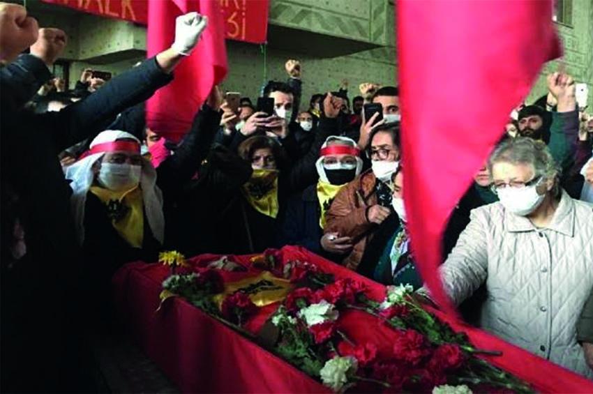 Ölüm Orucu Bağlamında; Kemalist CHP, DHKP-C Ve Aleviler