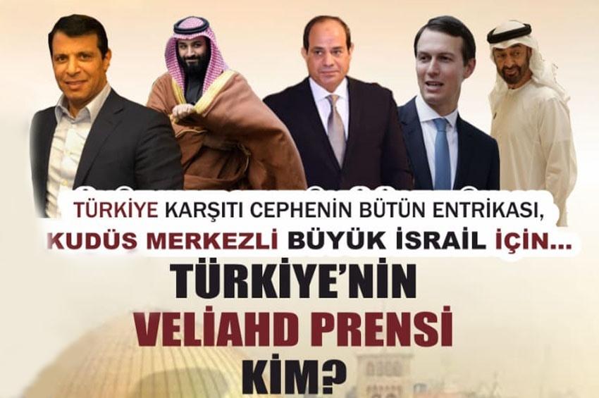 Türkiye'nin Veliahd Prensi Kim?