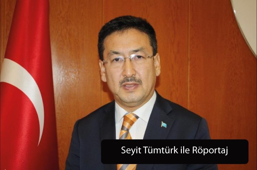 Seyit Tümtürk ile Röportaj