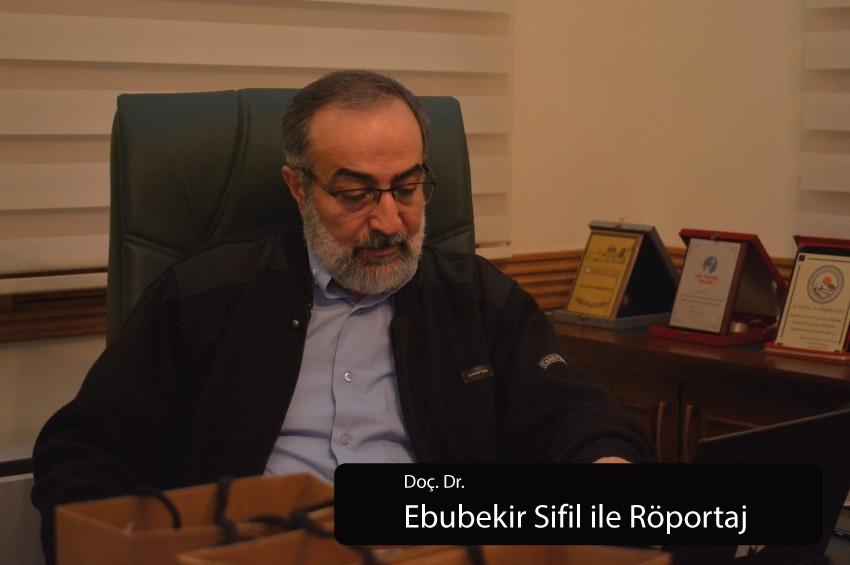 Ebubekir Sifil ile Röportaj