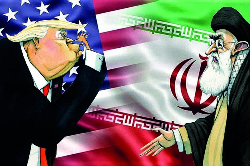 Zalim Amerika'dan, Zalim İran'a Hayat Öpücüğü!